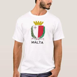 MALTA - emblem/coat of arms/symbol/flag T-Shirt