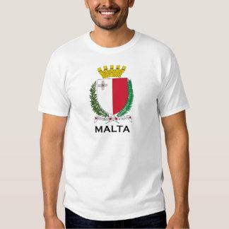 MALTA - emblem/coat of arms/symbol/flag T Shirts
