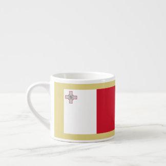 Malta Espresso Coffee Cup