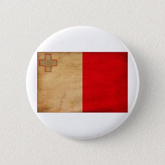 Malta Flag Buttons