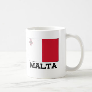 Malta Flag Coffee Mug