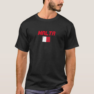 Malta Flag Custom Shirt