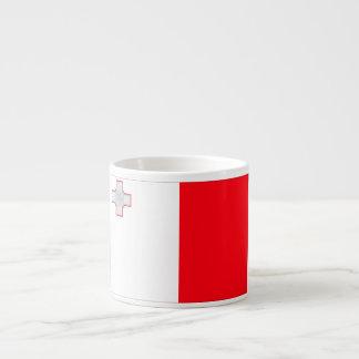 Malta Flag Espresso Cup