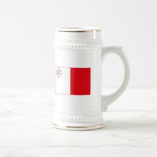 Malta Flag (light) Mug