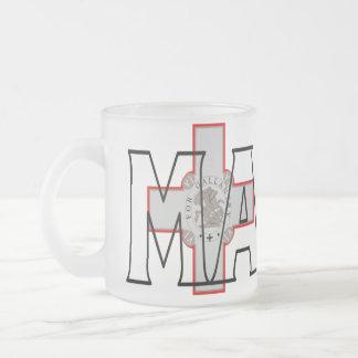 Malta Frosted Mug