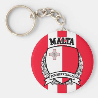 Malta Key Ring
