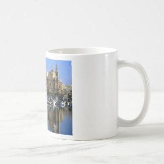 Malta Vallete Harbor (St.K) Coffee Mug