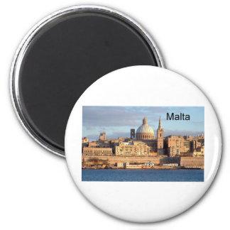 Malta Valletta (St.K) Magnet