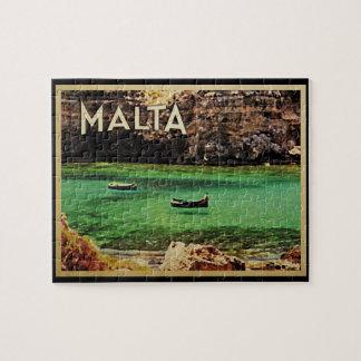 Malta Vintage Puzzles