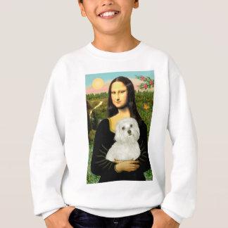 Maltese 11 - Mona Lisa Sweatshirt