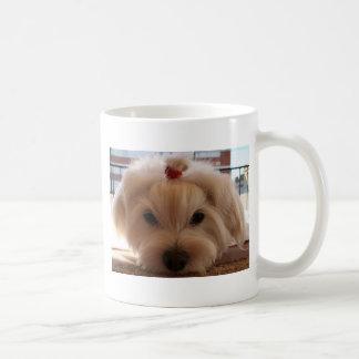 maltese 3 coffee mug