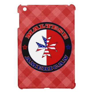 Maltese American Cross Ensign iPad Cover