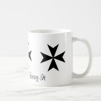 Maltese and Loving It Mug