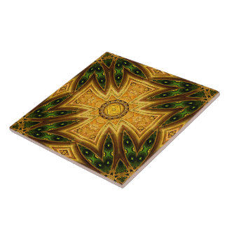 Maltese Celtic Combo Tile
