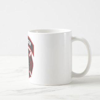 Maltese Cross - Firefighter Coffee Mug