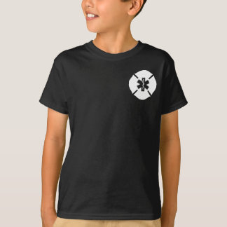 Maltese Cross & Star of Life T-Shirt