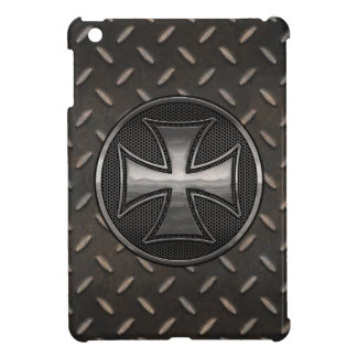 Maltese Gridiron iPad Mini Cases