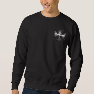 Maltese Gridiron Pullover Sweatshirts