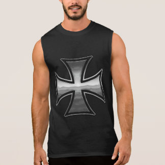 Maltese Gridiron Sleeveless Shirt