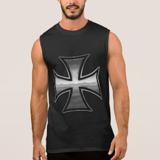 Maltese Gridiron Sleeveless Shirt
