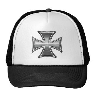 Maltese Gridiron Trucker Hats