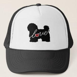 Maltese / Havanese Love Trucker Hat