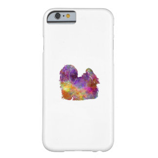 Maltese in watercolor barely there iPhone 6 case