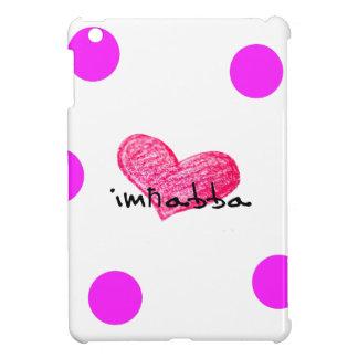 Maltese Language of Love Design Case For The iPad Mini