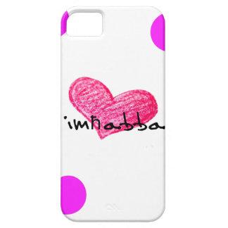 Maltese Language of Love Design iPhone 5 Covers