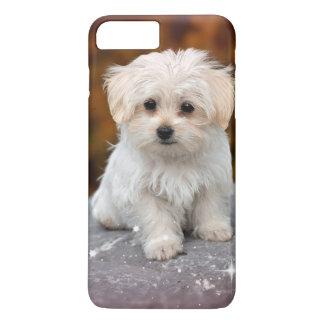 Maltese Puppy...Adorable iPhone 7 Plus Case