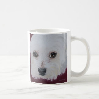 Maltese Terrier Coffee Mug