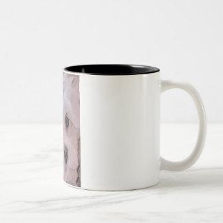 maltese Two-Tone coffee mug