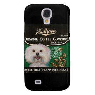 Maltipoo – Organic Coffee Company Samsung Galaxy S4 Case