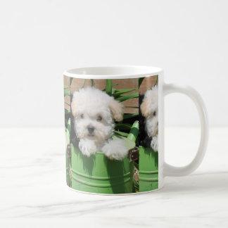 Maltipoo Puppy Coffee Mug