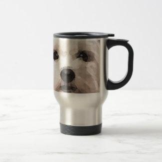 Maltipoo Travel Mug