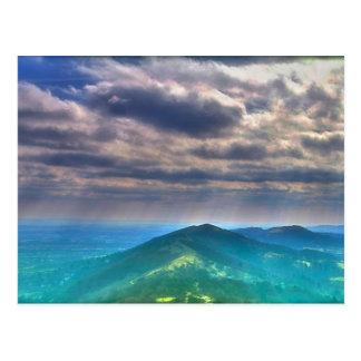 Malvern Hills Postcard