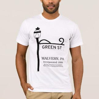 Malvern PA - Green Street t-shirt