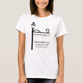Malvern PA - Mountain Laurel Lane t-shirt