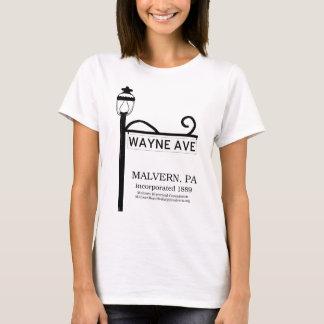 Malvern PA - Wayne Avenue t-shirt