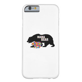 Mama Bear Autism Awareness Suppor Barely There iPhone 6 Case
