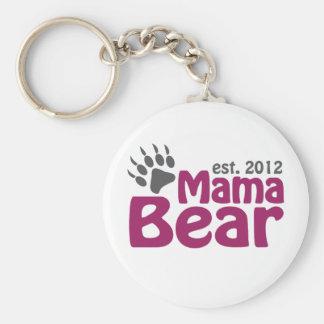 Mama Bear Claw 2012 Key Chain