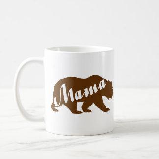 Mama Bear gift for mum Coffee Mug