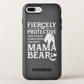 mama bear OtterBox symmetry iPhone 8 plus/7 plus case