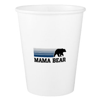 Mama Bear Paper Cup