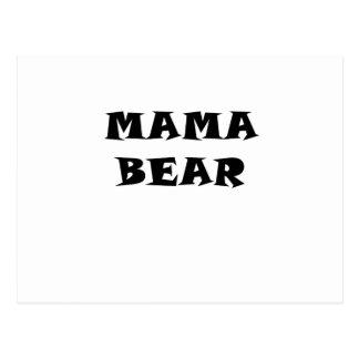 Mama Bear Postcard
