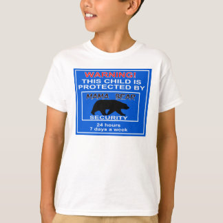 Mama Bear Security T-shirt