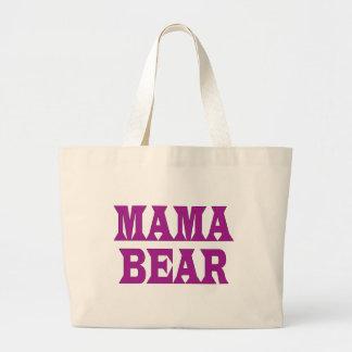 Mama Bear Jumbo Tote Bag