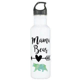 Mama Bear Water Bottle