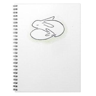 Mama Bunny Notebook