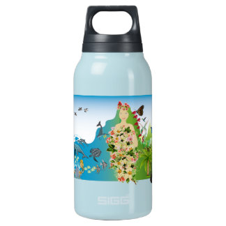 Mama Gaia 0.3 Litre Insulated SIGG Thermos Water Bottle